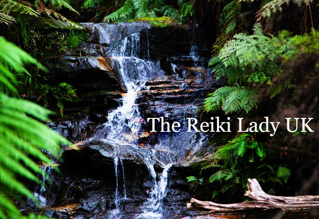 The Reiki Lady